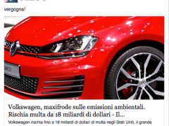 Le azioni Volkswagen crollano del 25%… Momento buono per comprare a prezzi scontati?