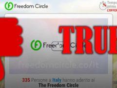 Freedom Circle: truffa o fa guadagnare?