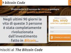 TheBitcoinCode Recensioni Opinioni Cos'è Commenti Forum 2017 Recensione Stefano Savarese